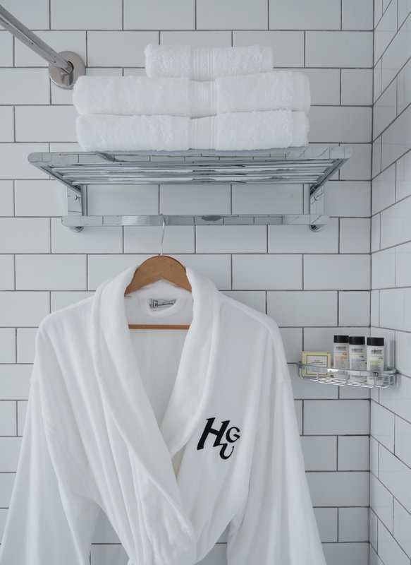 HGU bathrobes