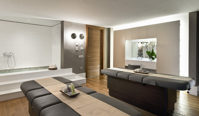 DSpa Treatment Couple Room