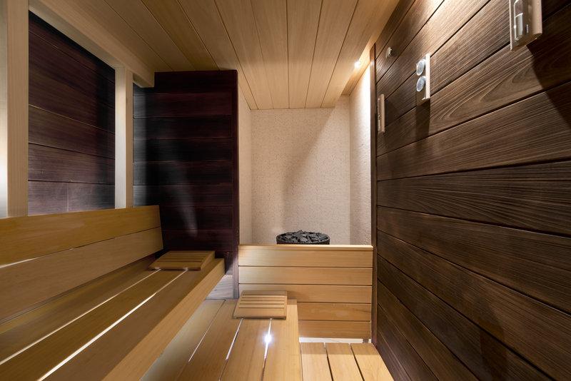 DSpa Sauna