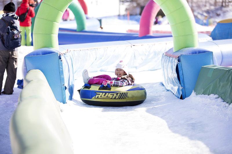Ski Activity for kids