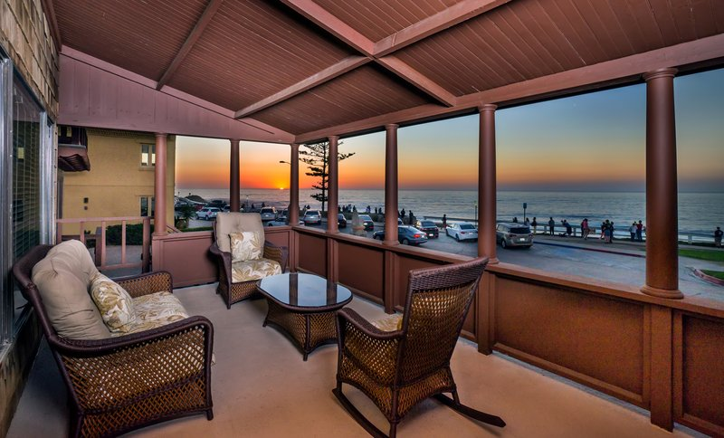 Pantai Cottages 1 Bdrm Premium Cottage Patio