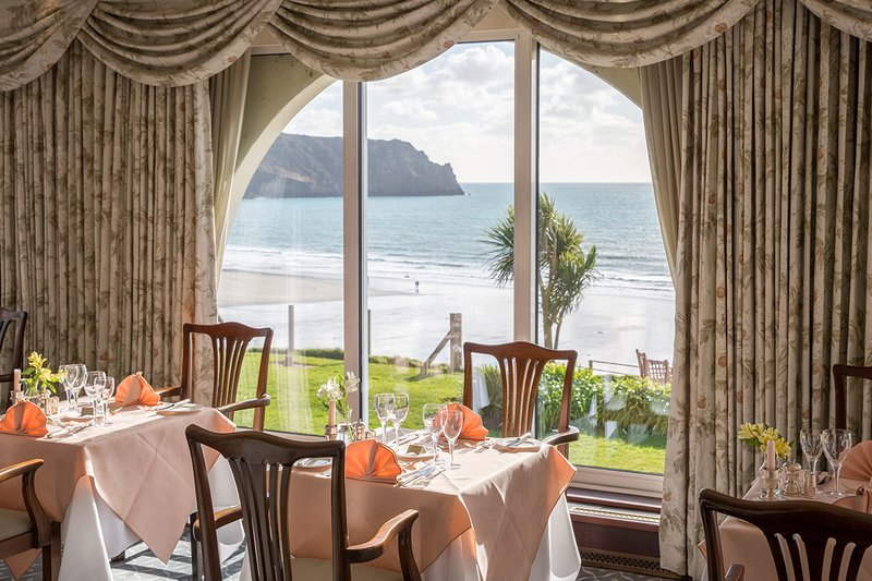 Fine Dining with Sea Views