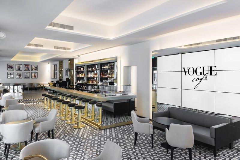 The Vogue Café
