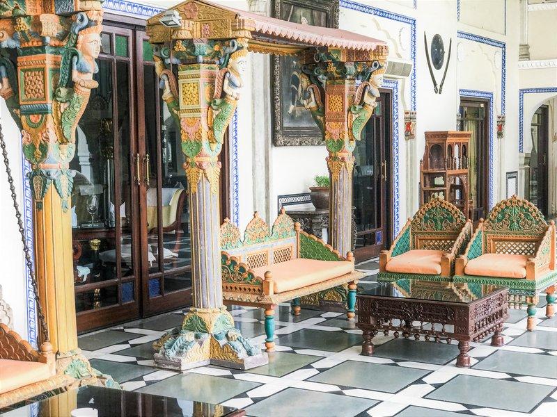 Raj Palace Swing