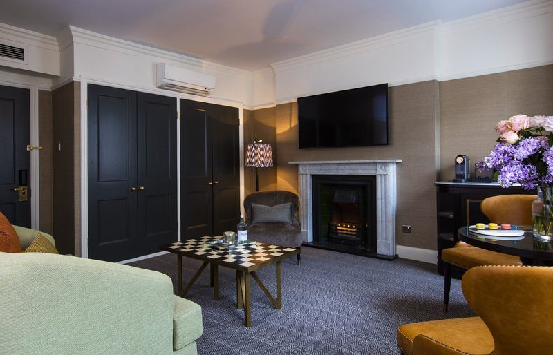 Bloomsbury Suite Lounge