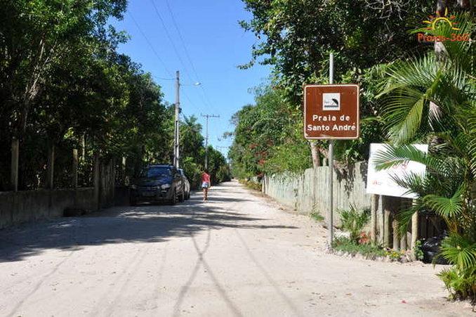 Ba Santa Cruz De Cabralia Praia De Santo Andre