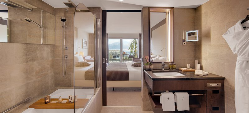 Alpina Delux Room