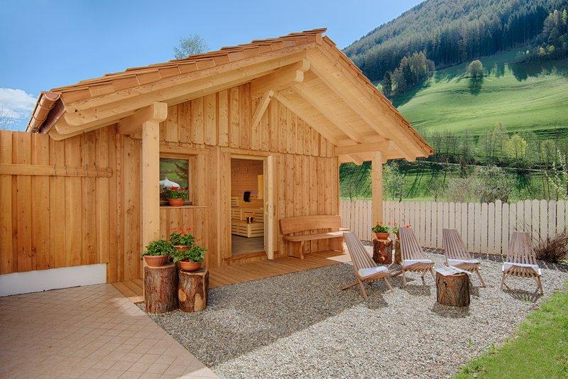 Alpine Sauna