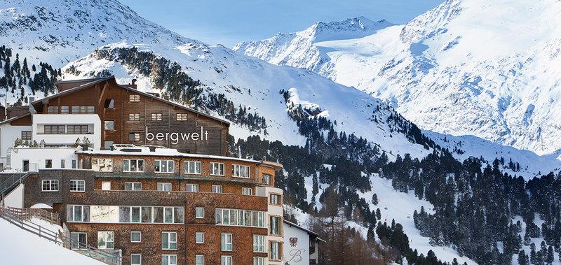 Hotel Bergwelt Exterior