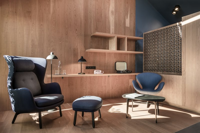 Design Loft Living Room
