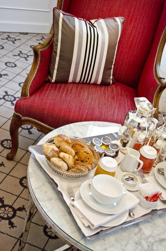 Prestige Room In Room Breakfast