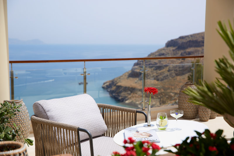 Lindos Blu Five Senses Fine Dining