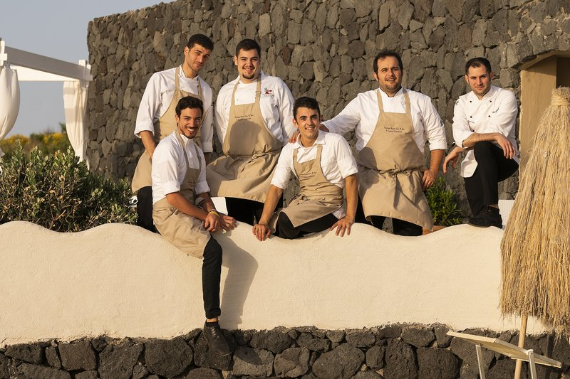 The Team at Cappero