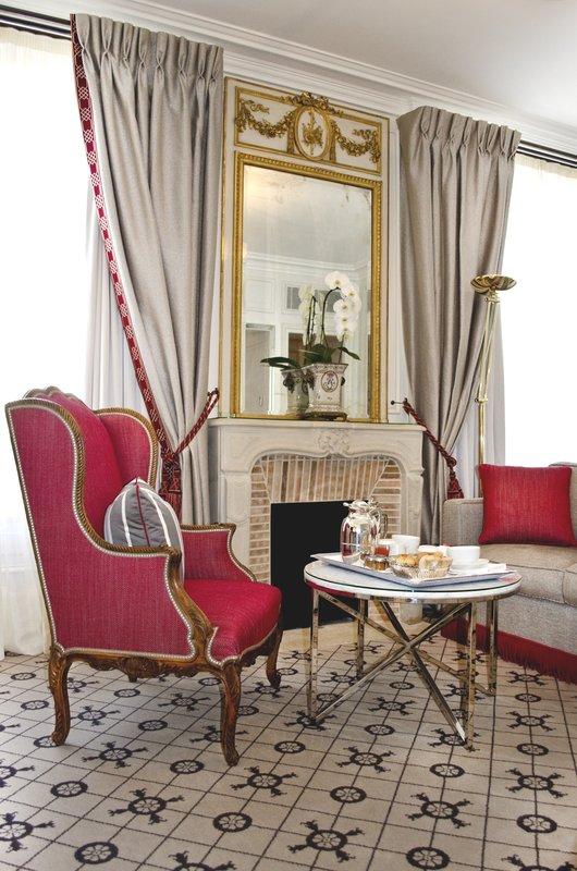 Prestige Room Lounge Corner