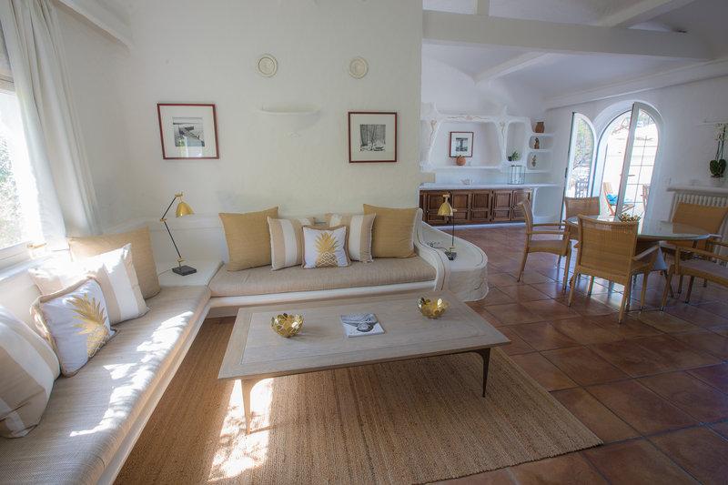Suite Villa Myrte Lounge