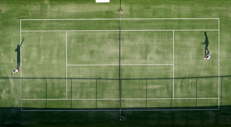 Tennis at Eagles properties