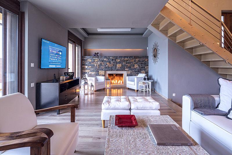 Elounda SeaFront Villa
