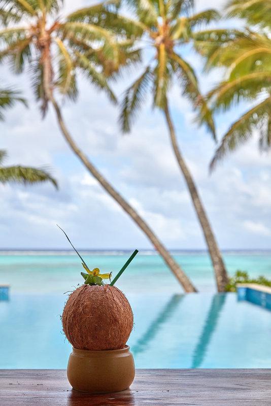 Nu (Drinking Coconut)