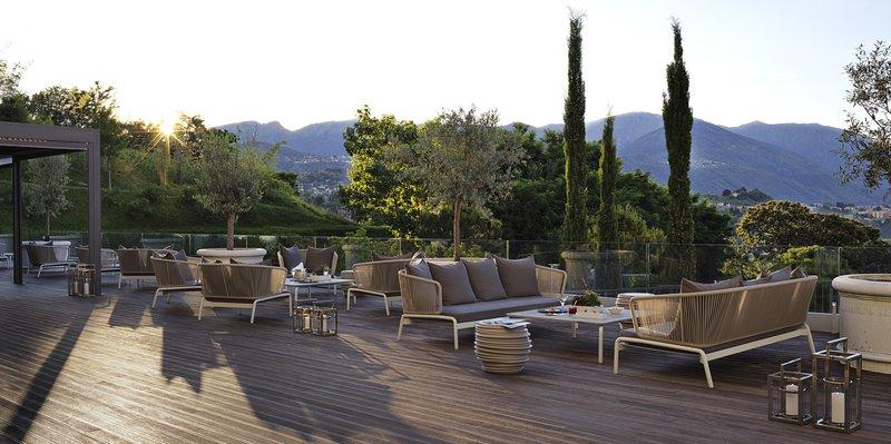 TreCinqueZero Terrace