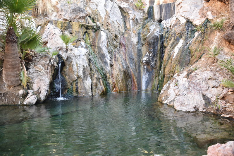 Upper Spring Pool