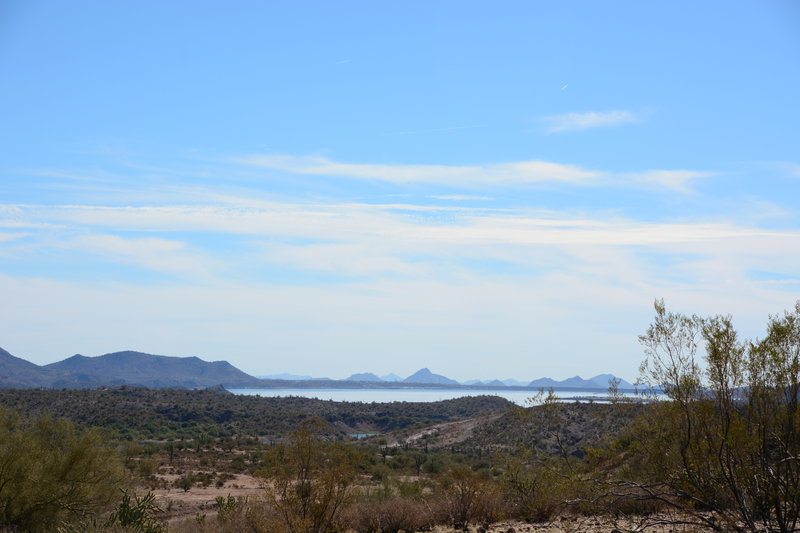 Lake Pleasant - nearby