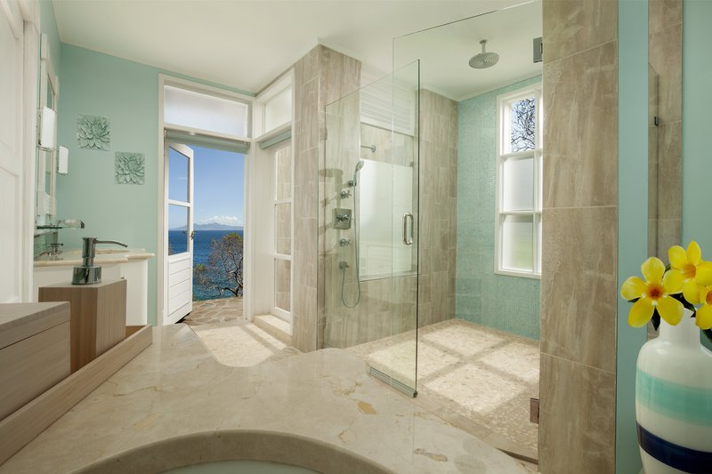 Master Bath Five Bedroom Villa