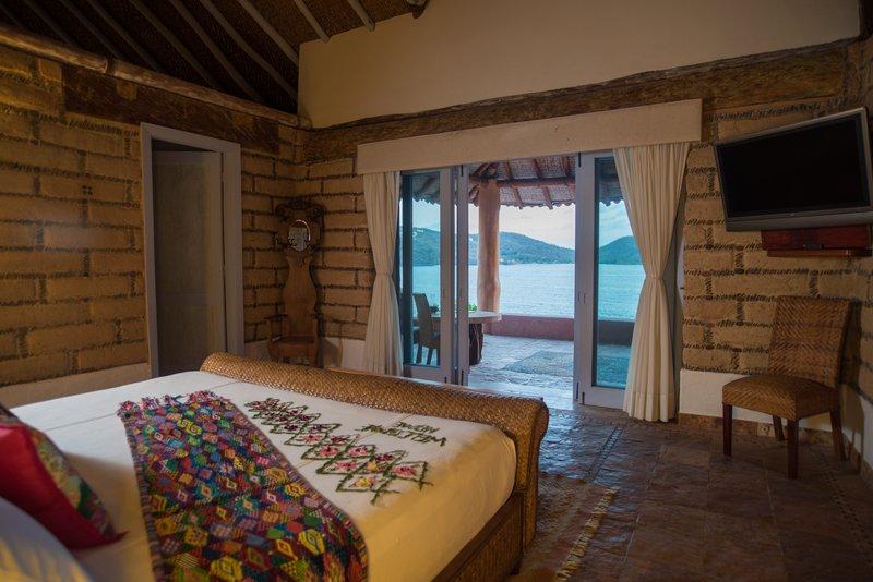 Villa El Ensueño – Inspiración Beachfront Suite