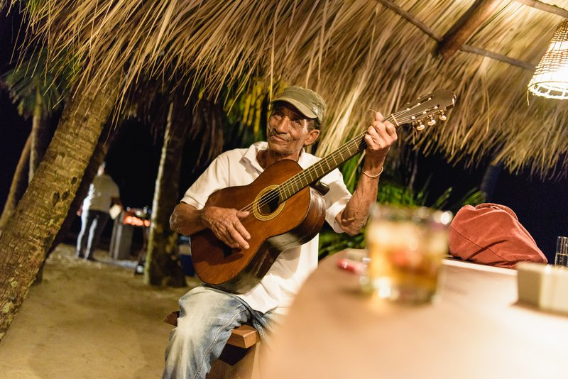 Sing along with the Island's resident songster
