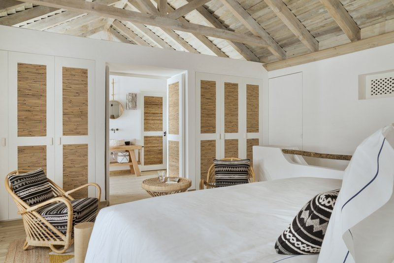 QDC Duplex Suite Bedroom Back
