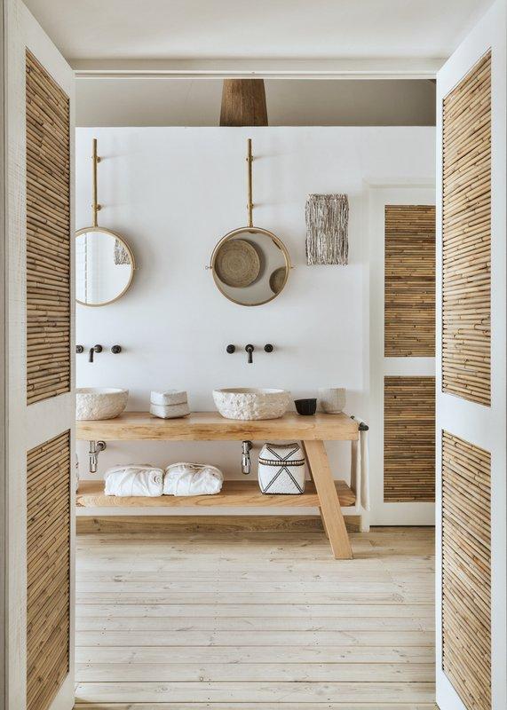 QDCDuplex Suite Bathroom