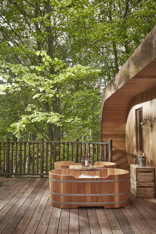 Treehouse Baths