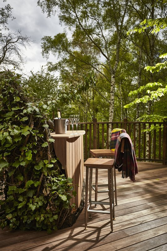 Treehouse Decking