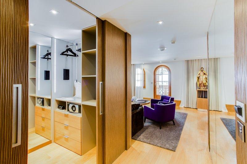 Dressing Suite de Luxe