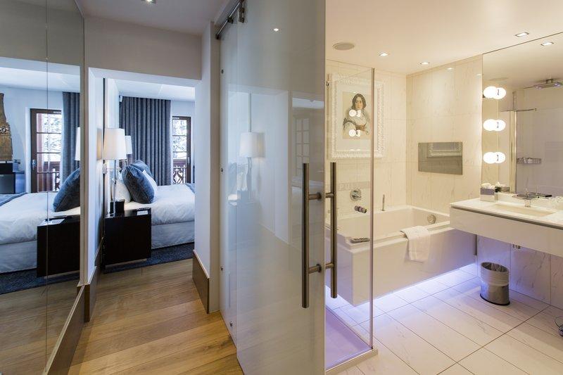 Bedroom's Executive Suite