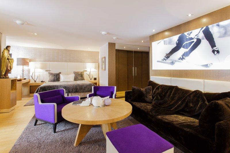 Lounge Suite de Luxe