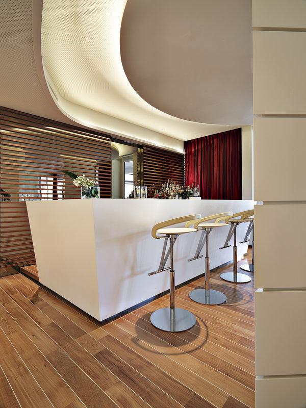 THE VIEW Lugano Lounge
