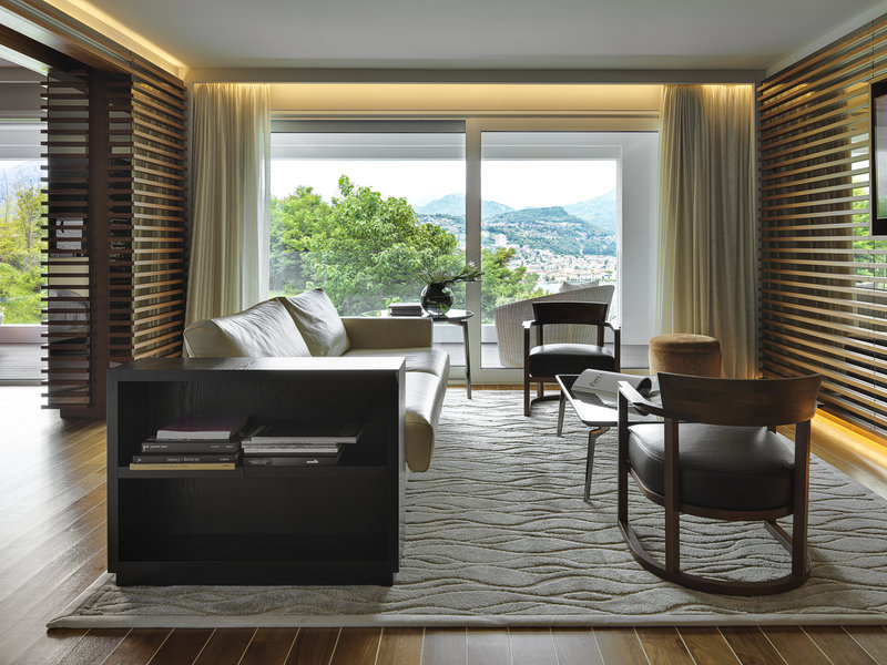 THE VIEW Lugano Suite