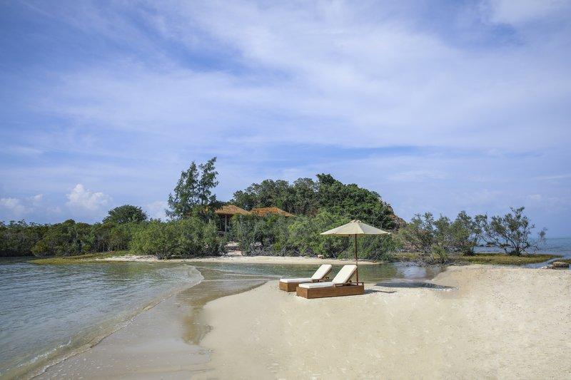 Cape Fahn Hotel Fahn Island