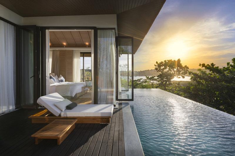 Cape Fahn Deluxe Pool Villa