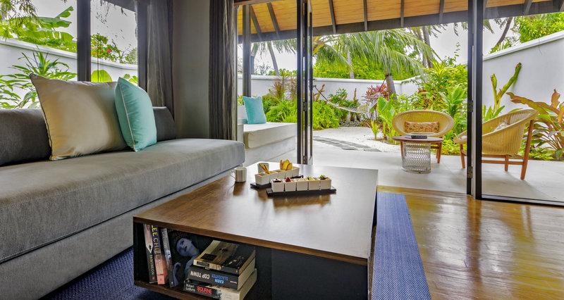 Pool Villa Living Room
