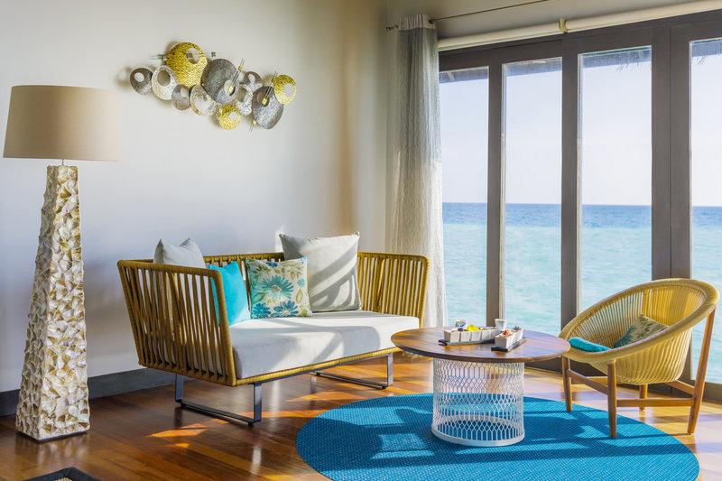 Water Villa Living Room