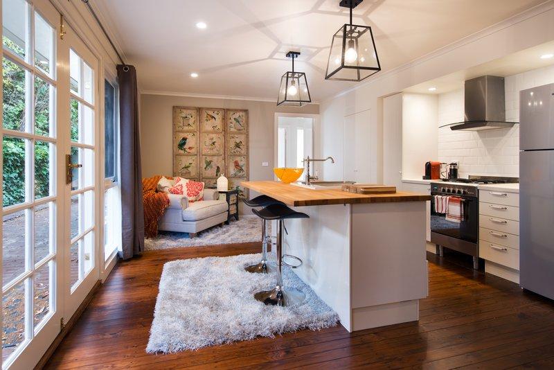 Room Dudley Suite Kitchenette