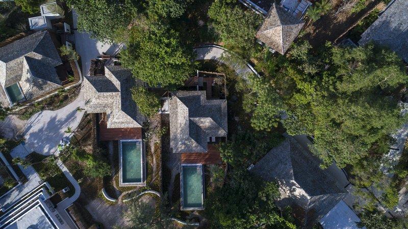 Cape Fahn Hotel Beach Front Pool Villa