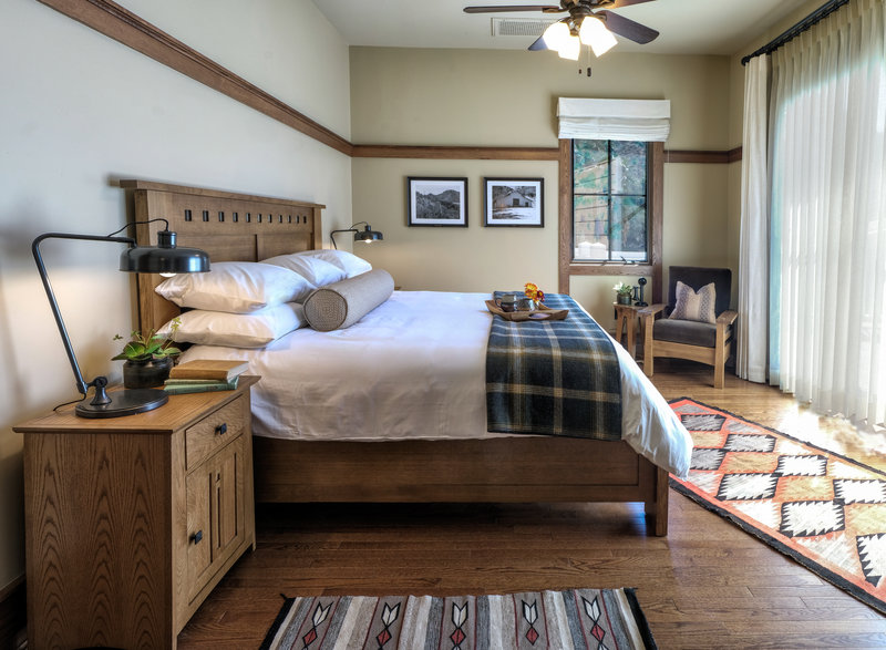 The Lodge Guest Room