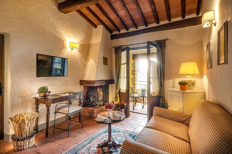 Camera Terrace Suite