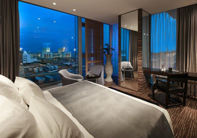 Harbour View Junior Suite