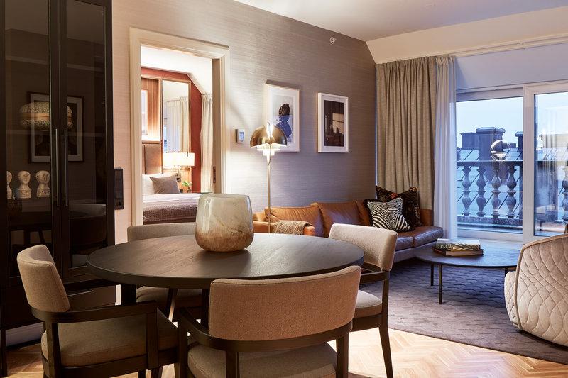 Penthouse Executive Terrace Suite