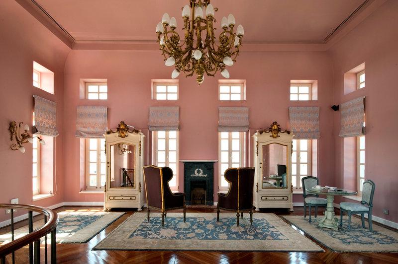 La Maison Bleue Room