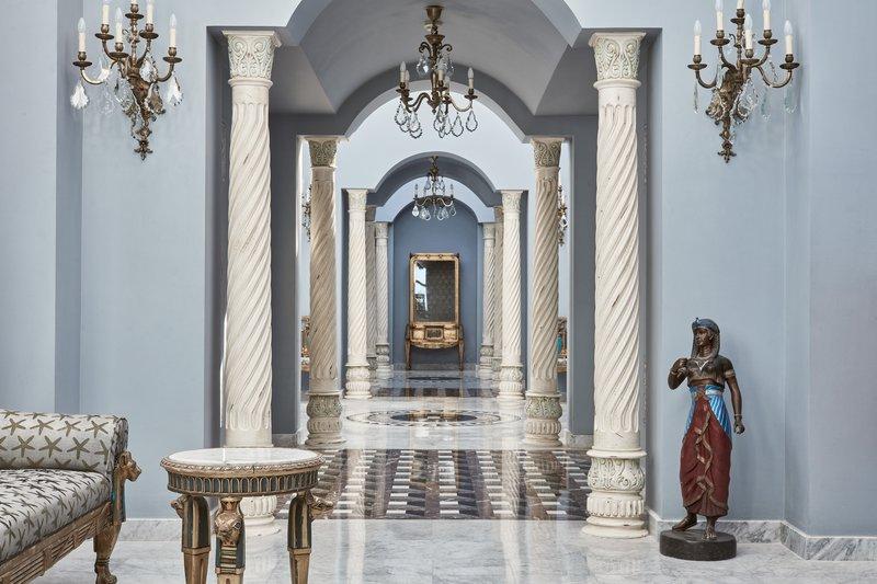 La Maison Bleue El Gouna Corridors