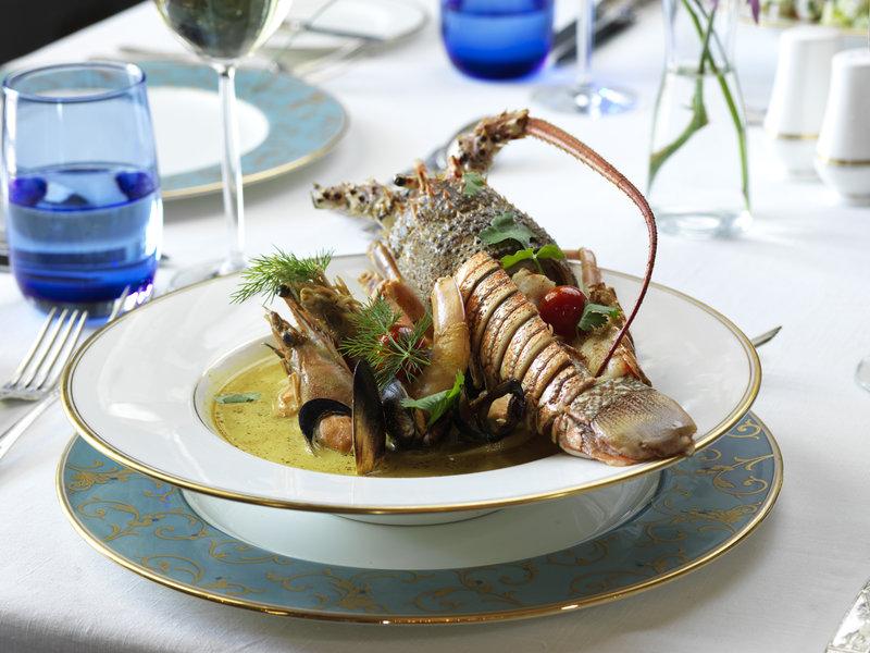 La Maison Bleue El Gouna Lobster